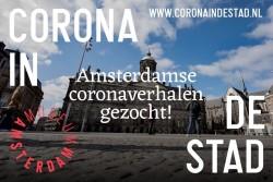 Campagnebeeld Corona in de Stad