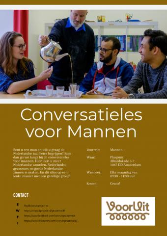 Conversatieles VoorUit NL