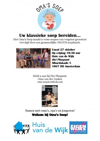 Flyer Oma s Soep page 001