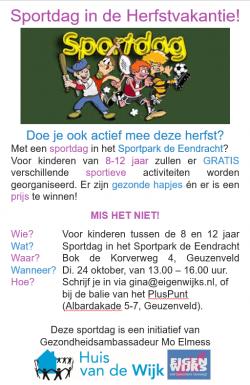 Flyer Sportdag2