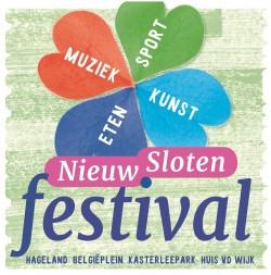 Logo festival Nieuw Sloten