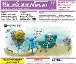 NSN2019 01 Voorpagina