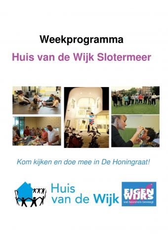 Nieuweversie weekprogrammaboekje2018 01