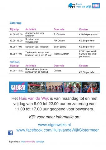 Nieuweversie weekprogrammaboekje2018 08