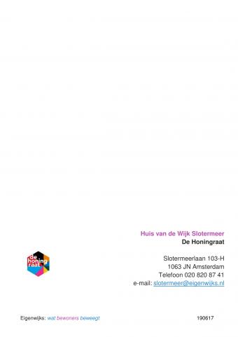 Nieuweversie weekprogrammaboekje2018 10