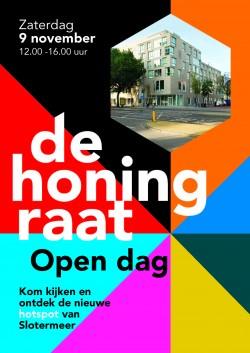 Open huis De Honingraat