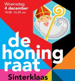 Sinterklaas De Honingraat