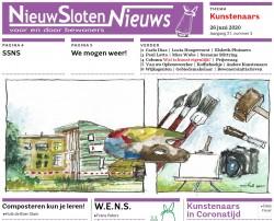 Voorpagina NSN2020 03