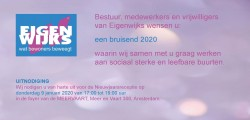 uitnodiging Nieuwjaarsreceptie Eigenwijks 2020 web