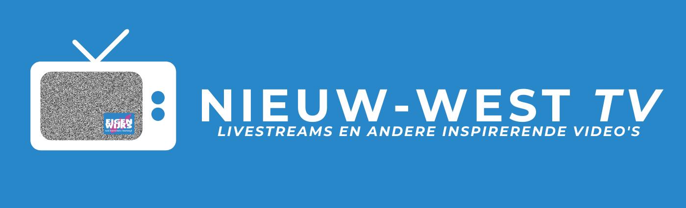 NIEUW WEST TV banner